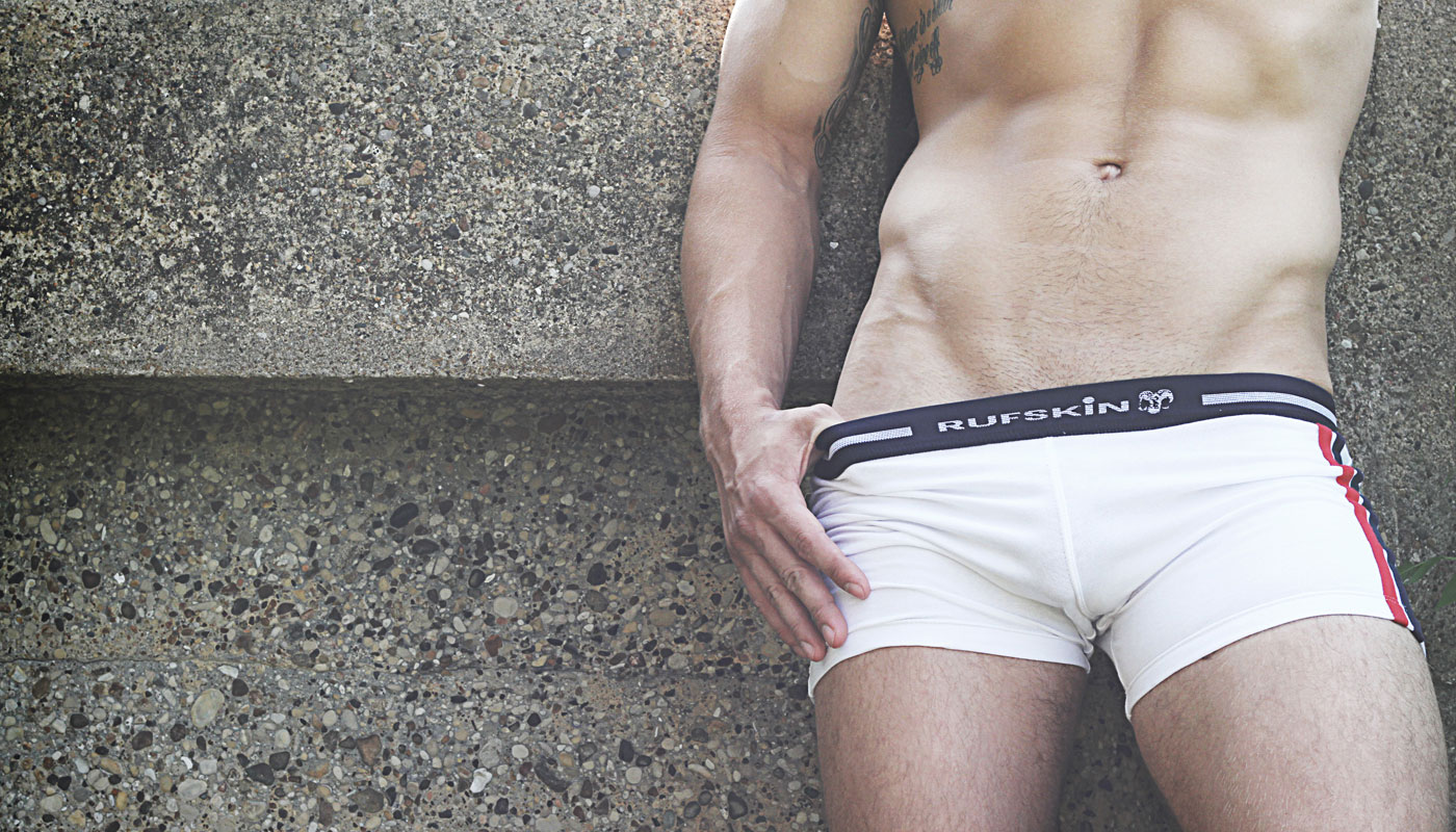 Rufskin Bob boxer brief
